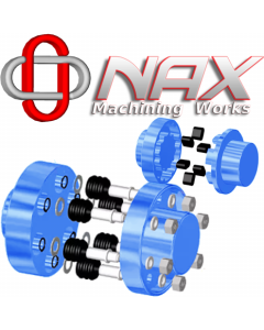 NAX Rotating Coupling by NMW